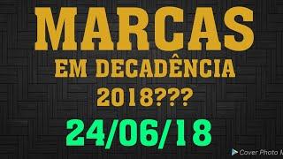 QUAIS MARCAS ESTÃO EM DECADÊNCIA// FALTOU ALGUMA/ COMENTE thumbnail