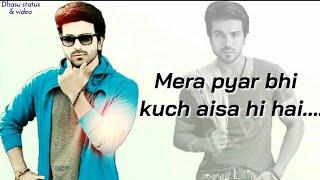Ram charan teja romantic dialogue status|| Ram ki jung dialogue status||orange movie dialogue status