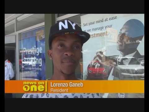 Street Kids Back in Klein Windhoek
