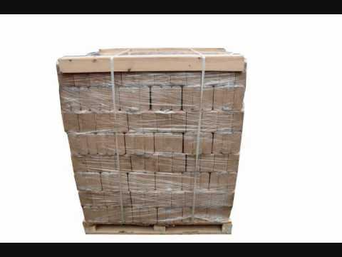 Bricchette tronchetti segatura pressata quadrate vendita for Pressa fai da te