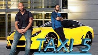 MKD | Такси 5 Русский трейлер (2018)