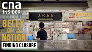 After Lockdown, Life Of Singapore's Hawkers Beyond COVID-19 | Belly Of A Nation 2 | Part 4/4