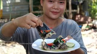 Awesome Snake Cutting Skills - Snake Cooking Skills