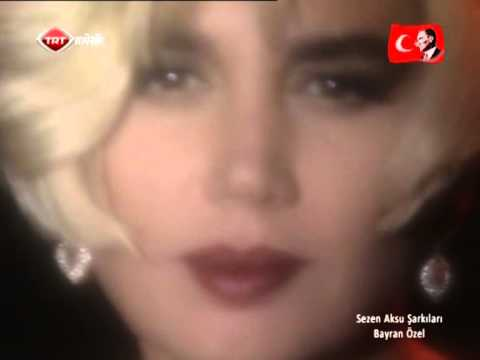 Sezen Aksu - Kolay Olmayacak - Unut (TRT)