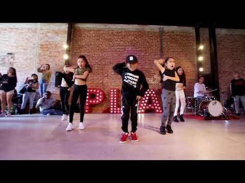 Personal by: Hrvy  choreo by: Kenny Wormald
