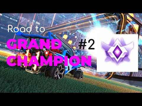 MY PROGRESS IN WALL AIR DRIBBLING AND MY BEST CLEAR SO FAR! | ROAD TO GRAND CHAMP #2