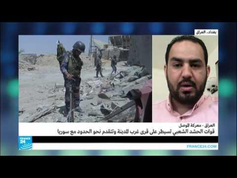 معركة الموصل: القوات العراقية تواجه مقاومة شرسة من تنظيم -الدولة الإسلامية-