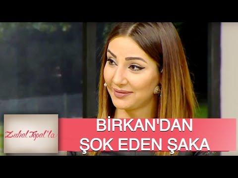 Zuhal Topal'la 64. Bölüm (HD) | Birkan'ın Şakası Luvrita'yı Şok Etti!