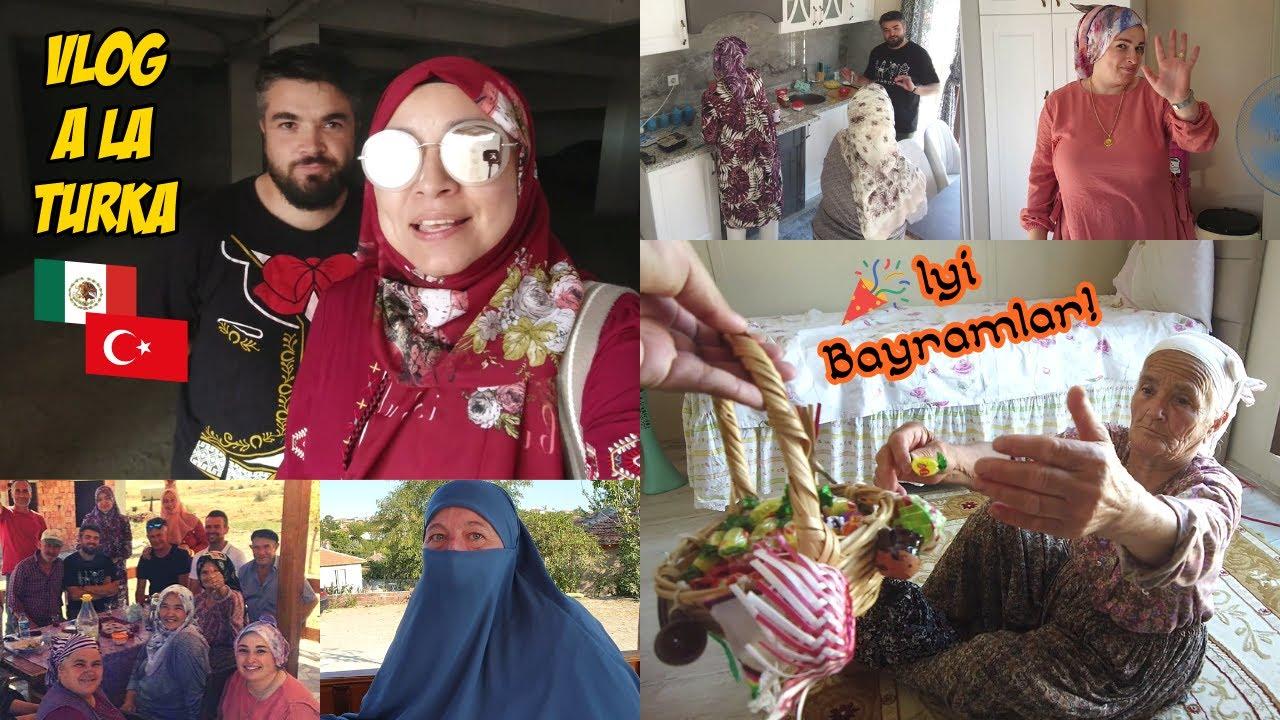 Fiesta del Sacrificio En La Nueva Casa 🇹🇷 + Española Nos Visita 🇪🇦 Eid al Adha | Mexicana En Turquía