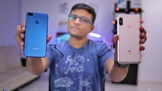 Honor 9N Vs Xiaomi Redmi Note 5 Pro - What's Better?
