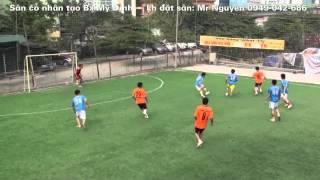 NAS vs Nghĩa Đàn - Nghệ Tĩnh Open 2012 │Bóng đá phong trào