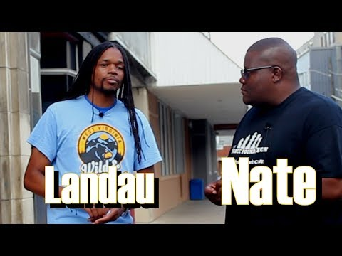 Landau Eugene Murphy jr interview on Relate with Nate
