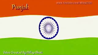 """Jana Gana Mana"" Full National Anthem Lyrics Video Song.."