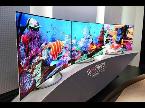 Презентация LG 2016. Новая линейка OLED и SUPER UHD телевизоров