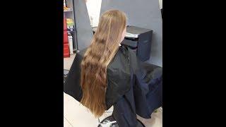 Волосы детские для наращивания в наличии