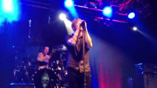 Billy Talent- Cure for the Enemy 19/11/12