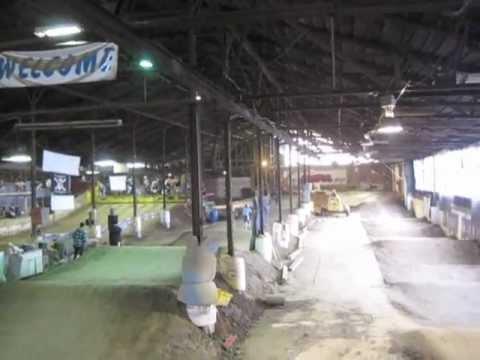 Hot Rod's Dayton Indoor Race Jan 29, 2012