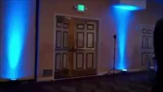 Мужчина на свадьбе нокаутировал невесту