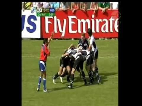 GEORGIA vs ARABIAN  rugby