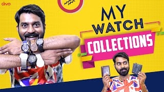 My Watch Collections | My Home Tour Part 02 | Mr Makapa