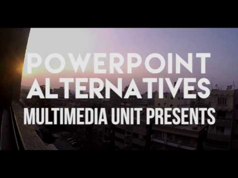 #AskMU | PowerPoint Alternatives
