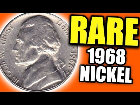 1968-jefferson-nickels-worth-money---rare-coins-that-are-valuable!!