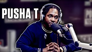 Pusha T Talks Single 'Untouchable' Produced By Timbaland, Album Tracklist And More!