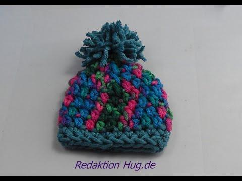 Häkeln Mütze Mini Aus Hatnut Wolle Veronika Hug Youtube