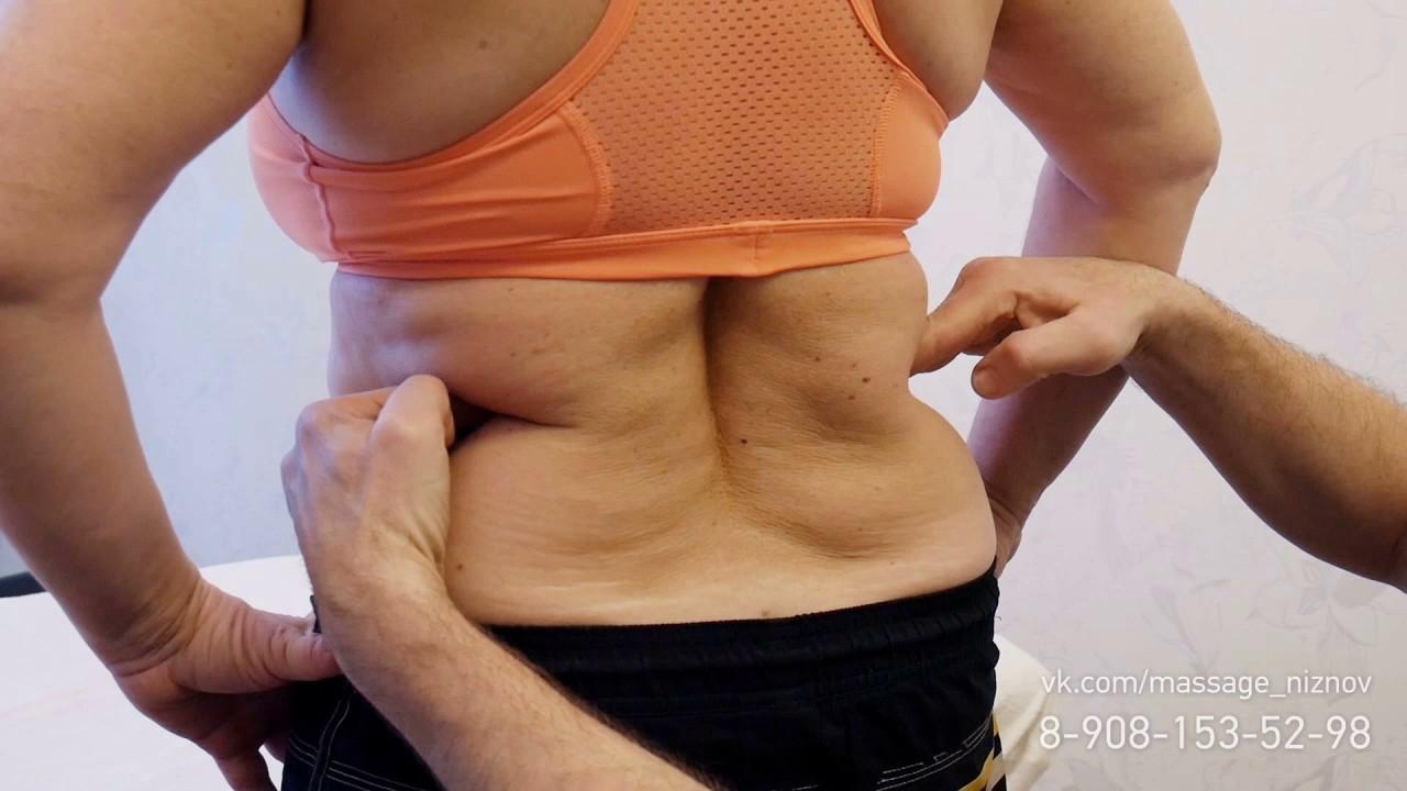 Убрать 5 Сантиметров Живота за 30 Минут | Массаж для Похудения Живота и Боков