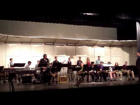 Chantilly Jazz 2017 - Pt.1 Spring Concert (6-8-2017)