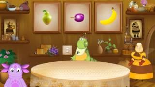 Обучающийй мультфильм для детей. Лунтик - Бессовестный воришка.