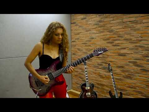 CATALINA GONZALEZ GUITAR/ IBANEZ ARMY 2018 NON STOP TAKE OFF