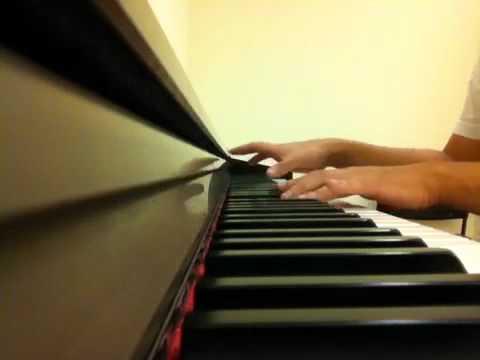 Run (Leona Lewis version) piano cover