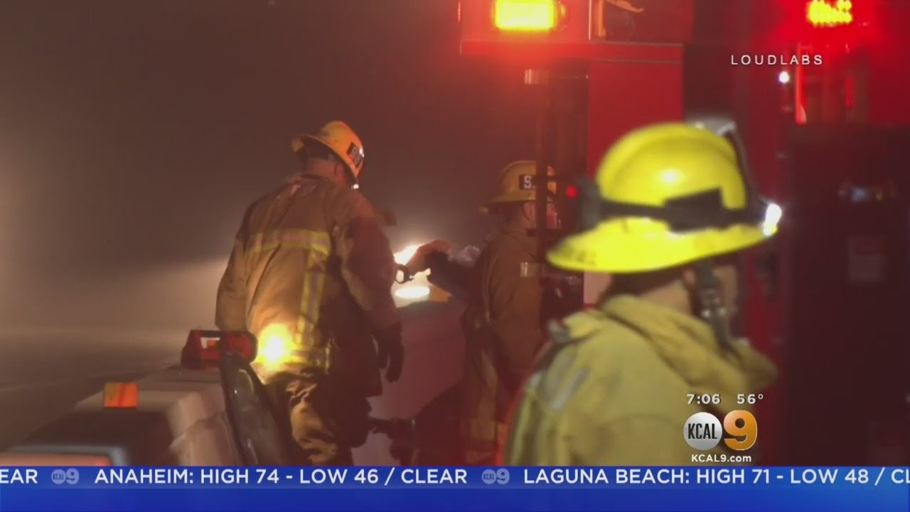 4 Killed In Wrong-Way Crash On 210 Freeway In San Fernando Valley