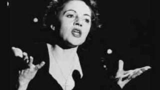 Mademoiselle de Paris - Edith Piaf (?)