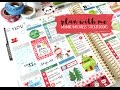 Plan With Me - Happy Holidays with New MAMBI/Happy Planner Sticker Books