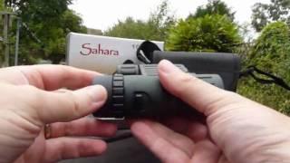 Sahara 10x25 Compact