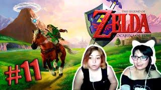 Volvimos con Zelda!!! Haiah!! ♥ | Jugando The Legend of Zelda: Ocarina of Time (Parte 11)