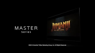 Sony - BRAVIA MASTER Series meets Jumanji: The Next Level