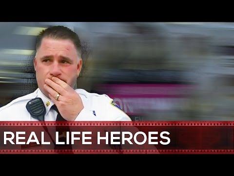 Where Police Meets Humanity & Heroism | Part 3 | REAL LIFE HEROES