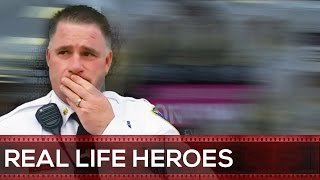 Where Police Meets Humanity & Heroism #3 REAL LIFE HEROES