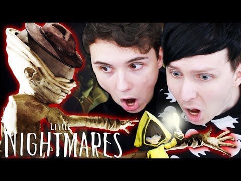 Download Youtube: NEVER SLEEPING AGAIN - Dan and Phil play: Little Nightmares