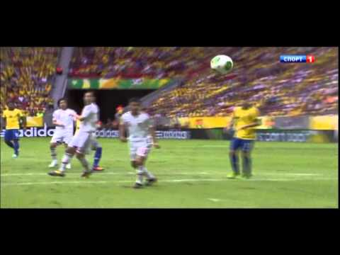 Confederations Cup Brazil 2013 II Top 10 Goals II