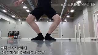 [발레 기본동작] 플리에