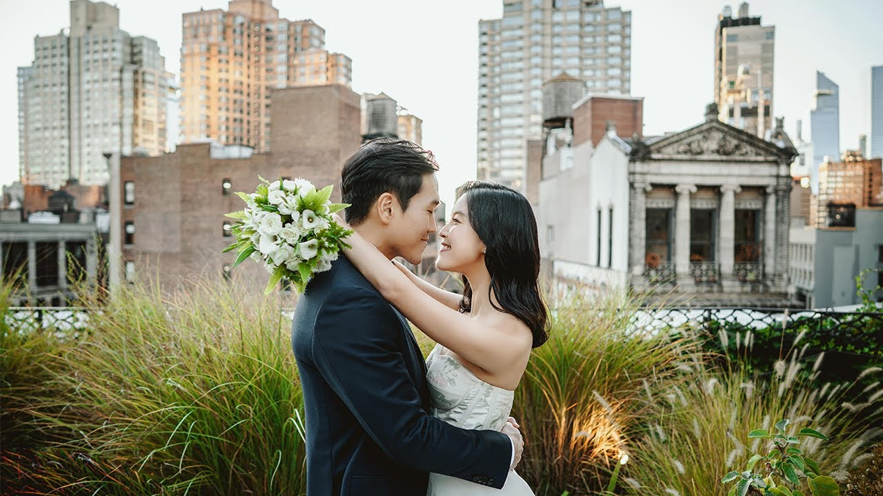 New York Wedding film I SLP New York