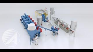 Производство костной муки и жира(Компания Асконд предлагает различные линии для производства костной, мясокостной, рыбной муки и жира из..., 2014-04-10T10:04:29.000Z)