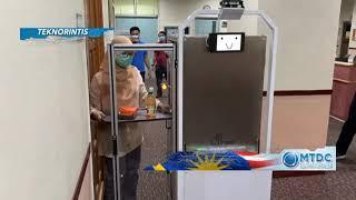Teknorintis  Robotik perkasa dunia perubatan di Malaysia