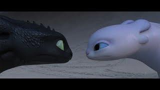 【NG】來介紹一部連龍都交到女朋友了那你呢的動畫電影《馴龍高手3 How To Train Your Drago:The Hidden World》