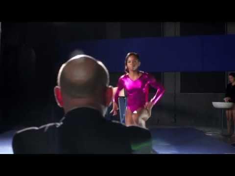 Gabrielle Douglas' Roarin'ButtFaceJam