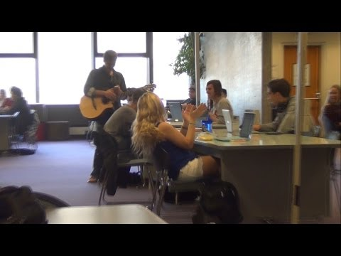 Serenading University Girls In The Library(Episode 3)